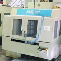 CNC Milling Machine - Coker Precision Engineering