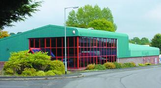 CNC Precision Engineering Company - Coker Engineering's Purpose Built Facility in CHard Somerset